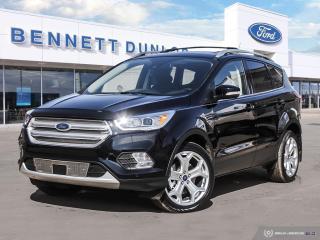 Used 2019 Ford Escape Titanium for sale in Regina, SK