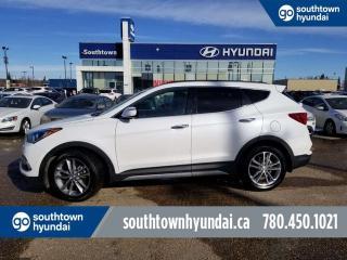 Used 2017 Hyundai Santa Fe Sport SE/AWD/LEATHER/BLIND SPOT DETECTION for sale in Edmonton, AB
