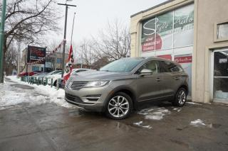 Used 2016 Lincoln MKC Sélect 4 portes TI AWD for sale in Laval, QC