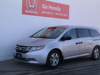 Used 2015 Honda Odyssey SE for sale in Edmonton, AB
