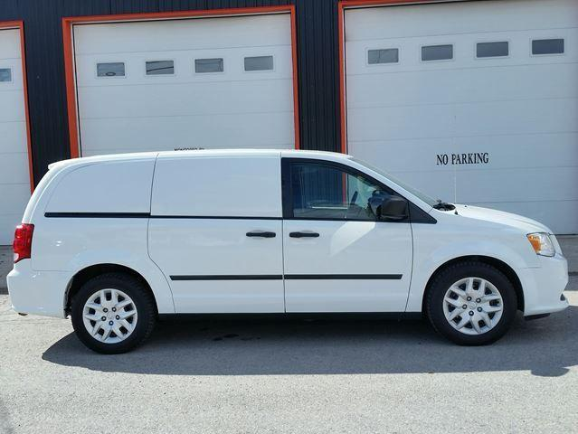 2014 RAM Cargo Van