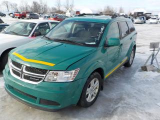 Used 2012 Dodge Journey SE for sale in Innisfil, ON
