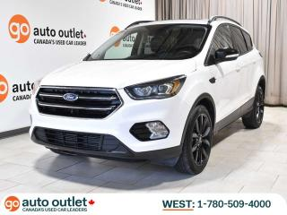 Used 2017 Ford Escape Titanium 4WD; Heated Seats, Nav, Backup Camera, Auto Start Stop for sale in Edmonton, AB
