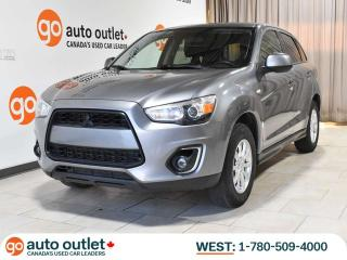 Used 2014 Mitsubishi RVR SE 4WD, Auto, Heated seats for sale in Edmonton, AB