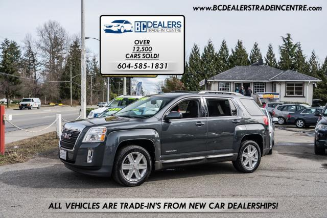 2010 GMC Terrain SLE-2, Local, No Accidents, 20 Service Records!