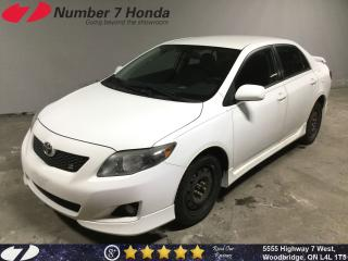 Used 2010 Toyota Corolla S| Extra Wheels Set, Tint! for sale in Woodbridge, ON