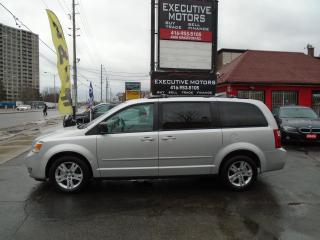 Used 2010 Dodge Grand Caravan SE / ALLOYS/ STOW N GO / CERTIFIED / CLEAN / for sale in Scarborough, ON