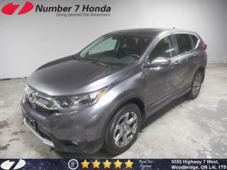 Used 2017 Honda CR-V EX|Backup Cam, Sunroof, All-Wheel Drive! for sale in Woodbridge, ON
