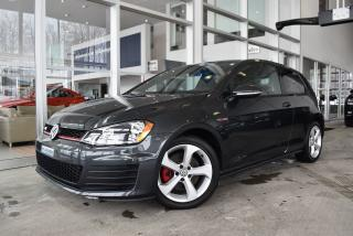 Used 2017 Volkswagen Golf GTI 2.0T for sale in St-Jérôme, QC