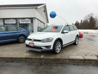 Used 2018 Volkswagen Golf Alltrack for sale in Walkerton, ON