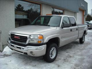 Used 2005 GMC Sierra 2500 Cabine multiplace, empattement de 153 po for sale in Repentigny, QC