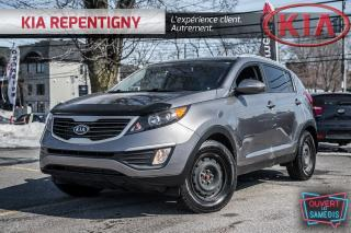 Used 2012 Kia Sportage LX for sale in Repentigny, QC