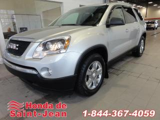 Used 2012 GMC Acadia SLE1 A/C MAGS for sale in St-Jean-Sur-Richelieu, QC