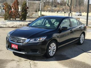 Used 2013 Honda Accord LX|NO ACCIDENT|WARRANTY for sale in Cambridge, ON