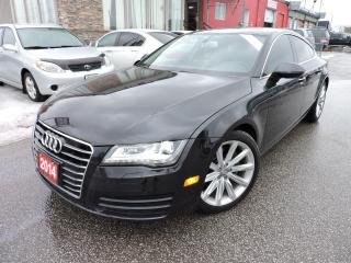 Used 2014 Audi A7 TDI | Sunroof | Parking Sensors | for sale in BRAMPTON, ON