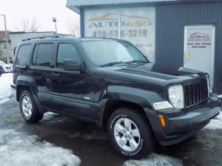 Used 2010 Jeep Liberty ***4X4,AIR CLIM,AUTOMATIQUE*** for sale in Longueuil, QC