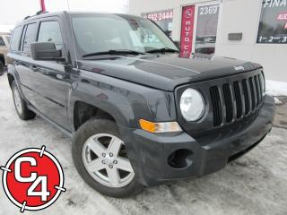 Used 2010 Jeep Patriot Sport/north Mag A/c for sale in St-Jérôme, QC