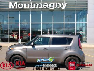 Used 2014 Kia Soul LX familiale 5 portes BM for sale in Montmagny, QC