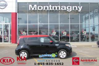 Used 2016 Kia Soul EV Luxe familiale 5 portes for sale in Montmagny, QC