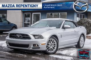 Used 2014 Ford Mustang V6 Premium, Cuir for sale in Repentigny, QC