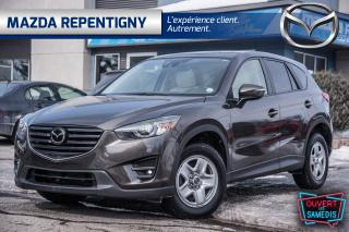 Used 2016 Mazda CX-5 Gt-Tech, Cuir, Gps for sale in Repentigny, QC