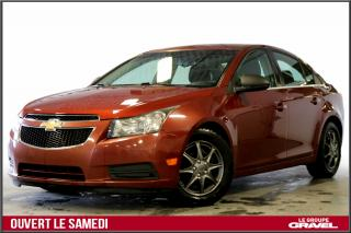 Used 2012 Chevrolet Cruze Ls - A/c - Abs for sale in Ile-des-Soeurs, QC