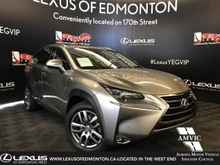Used 2015 Lexus NX 200t Luxury Package for sale in Edmonton, AB