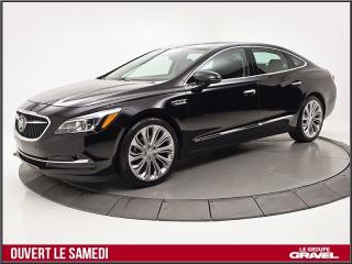 Used 2017 Buick LaCrosse Bleutooth Toit Cuir for sale in Montréal, QC