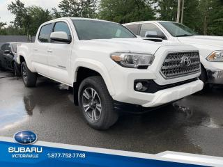 Used 2017 Toyota Tacoma TRD Sport Double Cab V6 4RM BA for sale in Victoriaville, QC