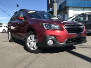 Used 2018 Subaru Outback 2.5i AWD ** COMMODITÉ ** GARANTIE PROLON for sale in Victoriaville, QC