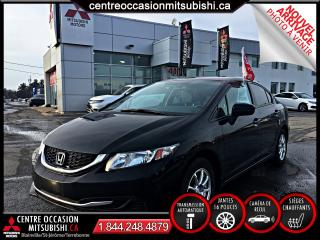 Used 2015 Honda Civic LX BERLINE AUTOMATIQUE AC GROUPE ELEC CO for sale in Blainville, QC
