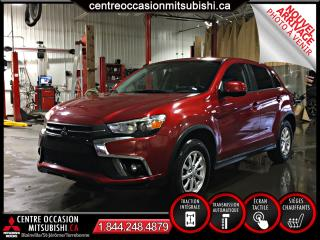 Used 2018 Mitsubishi RVR SE AWC/AWD APLLE CAR PLAY/ANDROID AUTO S for sale in Blainville, QC