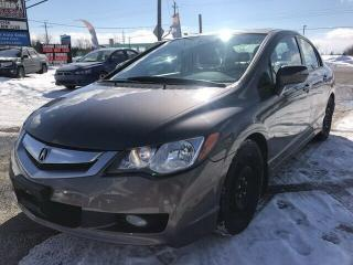 Used 2009 Acura CSX Hi Tech for sale in Gloucester, ON
