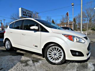 Used 2013 Ford C-MAX SEL -- CUIR - BLUETOOTH - CAM RECUL -- for sale in Repentigny, QC