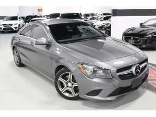 Used 2014 Mercedes-Benz CLA-Class CLA250   1-OWNER   NAVIGATION for sale in Vaughan, ON