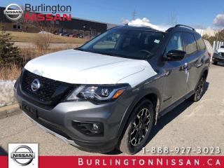 New 2019 Nissan Pathfinder SV Tech V6 4x4 at for sale in Burlington, ON