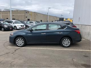Used 2018 Nissan Sentra 1.8 SV CVT for sale in St. Catharines, ON