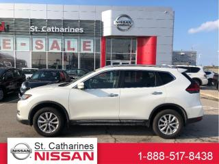 Used 2017 Nissan Rogue SV 7 PASSENGER TECH !! for sale in St. Catharines, ON