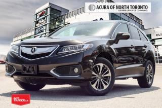 Used 2017 Acura RDX Elite at Acura Certified | No Accident| Remote Sta for sale in Thornhill, ON
