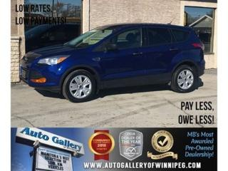 Used 2016 Ford Escape S *AWD for sale in Winnipeg, MB