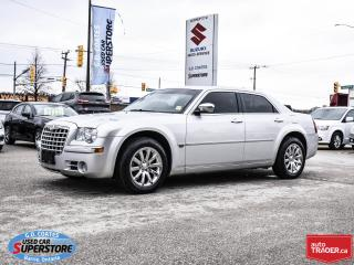 Used 2007 Chrysler 300 C AWD ~5.7L HEMI V8 ~Heated Leather ~Power Sunroof for sale in Barrie, ON