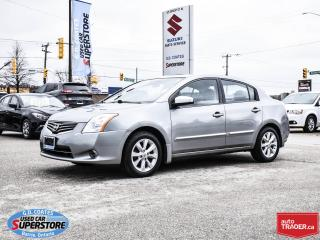 Used 2010 Nissan Sentra 2.0 ~ONLY 125,000 KM ~VERY CLEAN for sale in Barrie, ON