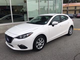 Used 2016 Mazda MAZDA3 Sport GX at for sale in Burnaby, BC