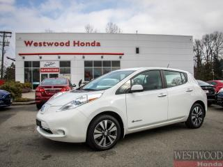 Used 2015 Nissan Leaf SL for sale in Port Moody, BC