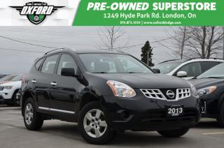 Used 2013 Nissan Rogue SV - AWD, One Owner, Clean Carfax for sale in London, ON