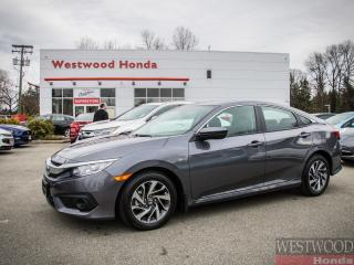 Used 2018 Honda Civic SE for sale in Port Moody, BC