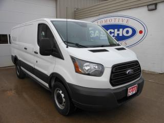Used 2018 Ford Transit LOW ROOF 3/4 TON VAN|REAR CAM for sale in Kitchener, ON