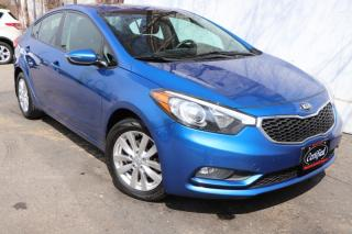 Used 2014 Kia Forte Bluetooth Heated seats Alloy wheels Keyless entry for sale in Mississauga, ON