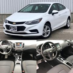 Used 2017 Chevrolet Cruze LT BACK UP CAM|ACCIDENT FREE|FINANCING AVAILABLE for sale in Mississauga, ON
