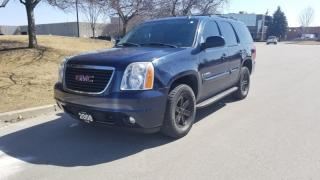 Used 2008 GMC Yukon 4WD 4DR for sale in Vaughan, ON